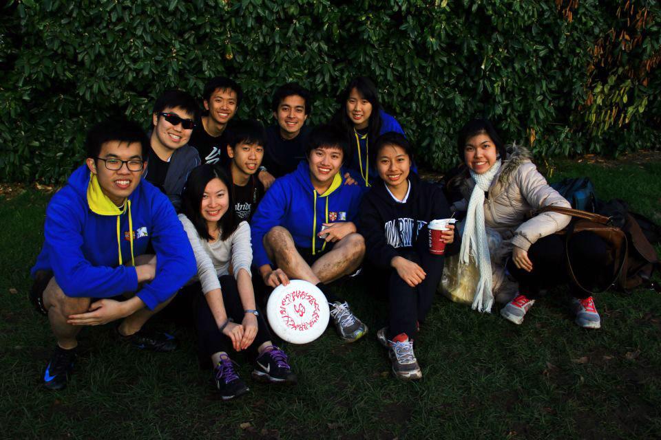 CUMaS Ultimate Team 2012