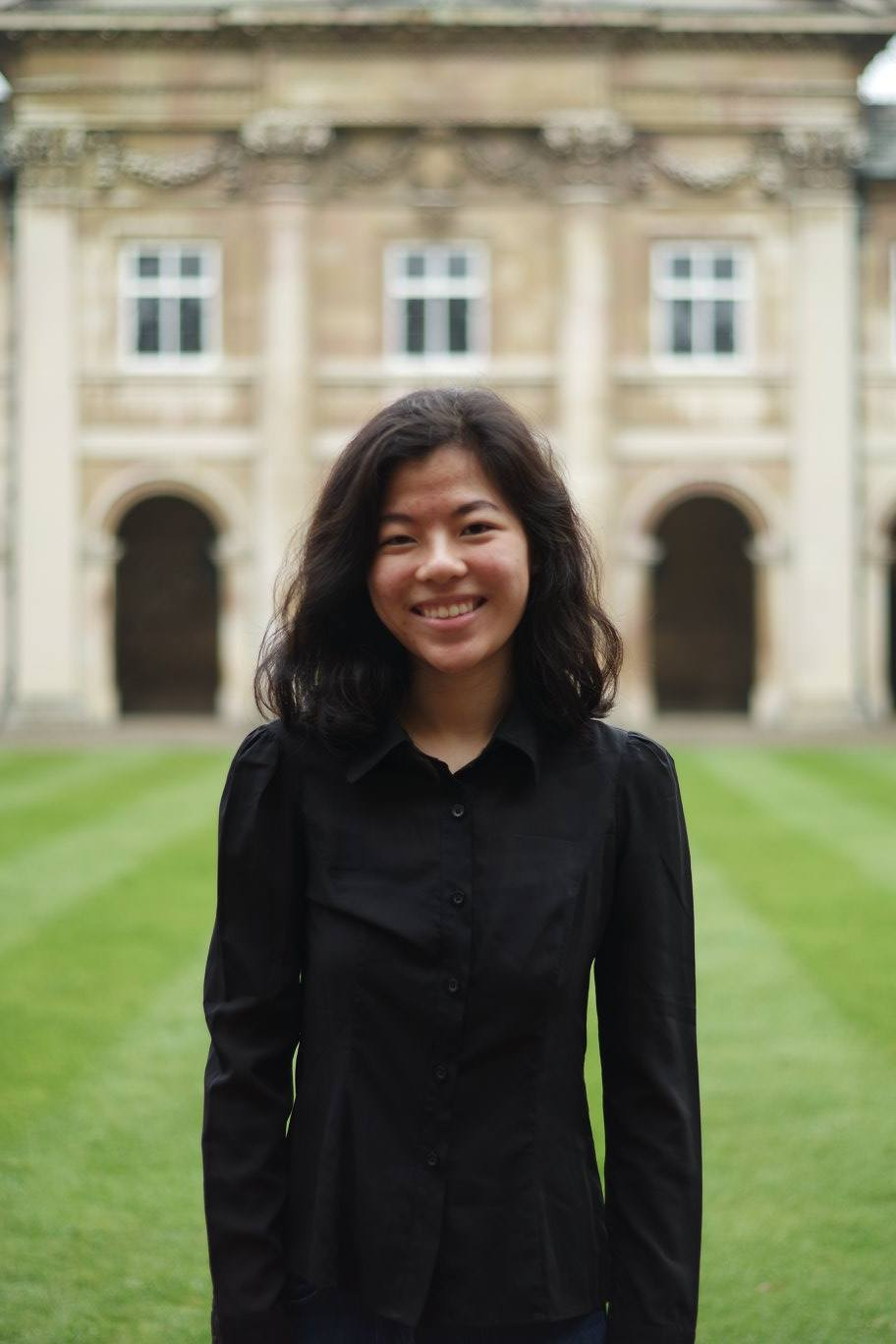 Alumni Officer - GRACE NG