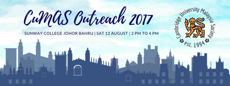 CUMaS Johor Outreach 2017