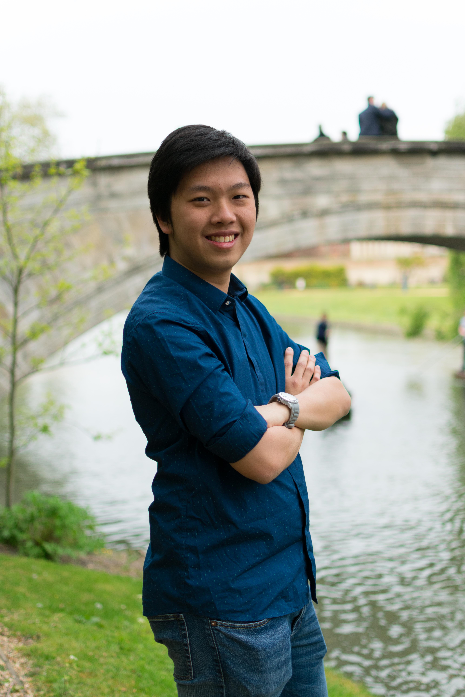 Entertainments Officer - Chun Hao Zhe