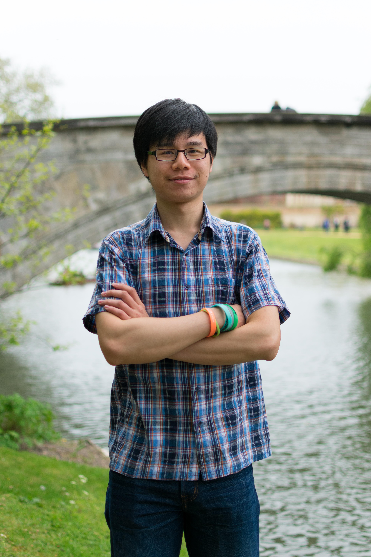 Graduate Representative - Khong Yin Jou