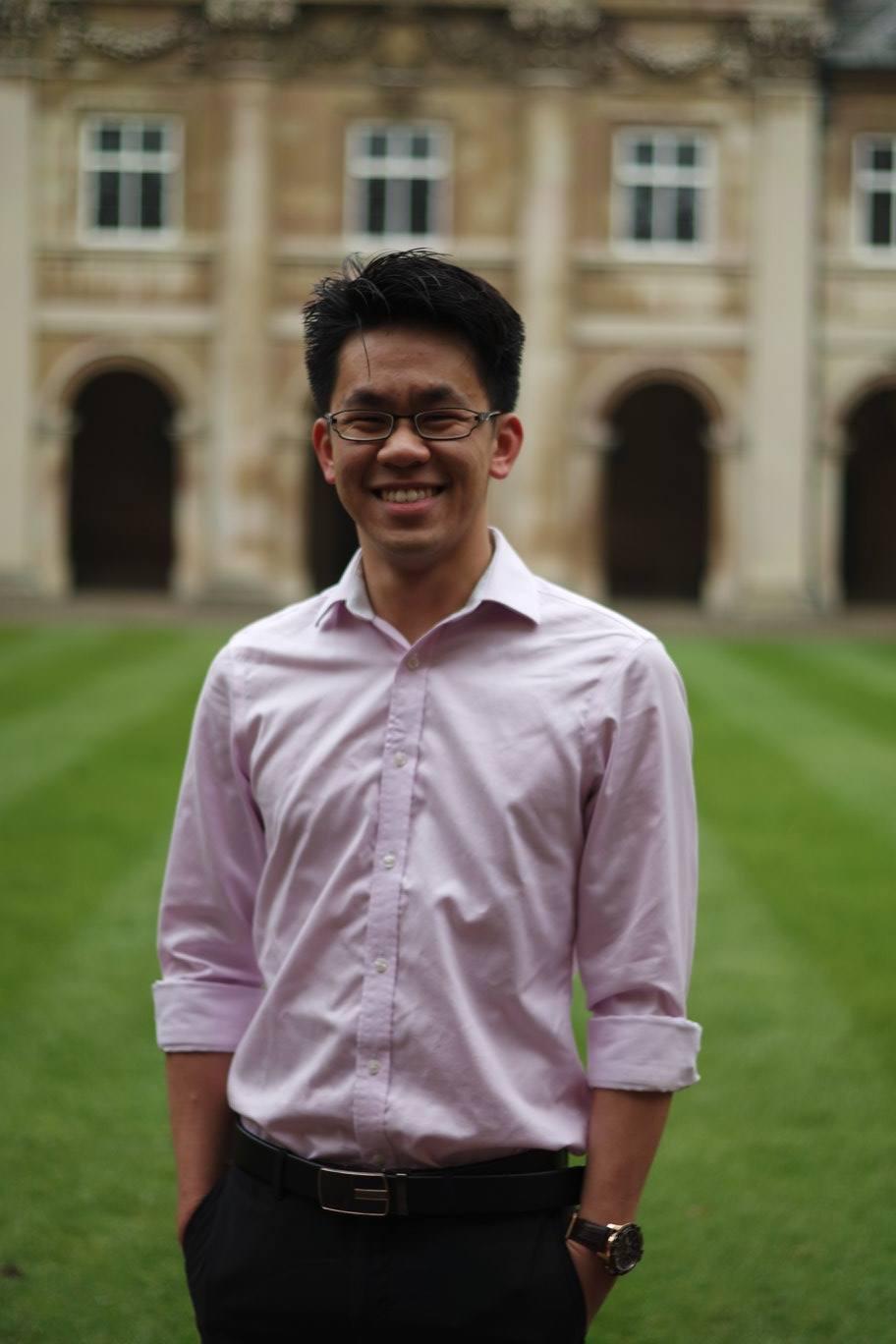 Graduate Representative - LEE WEN YAO