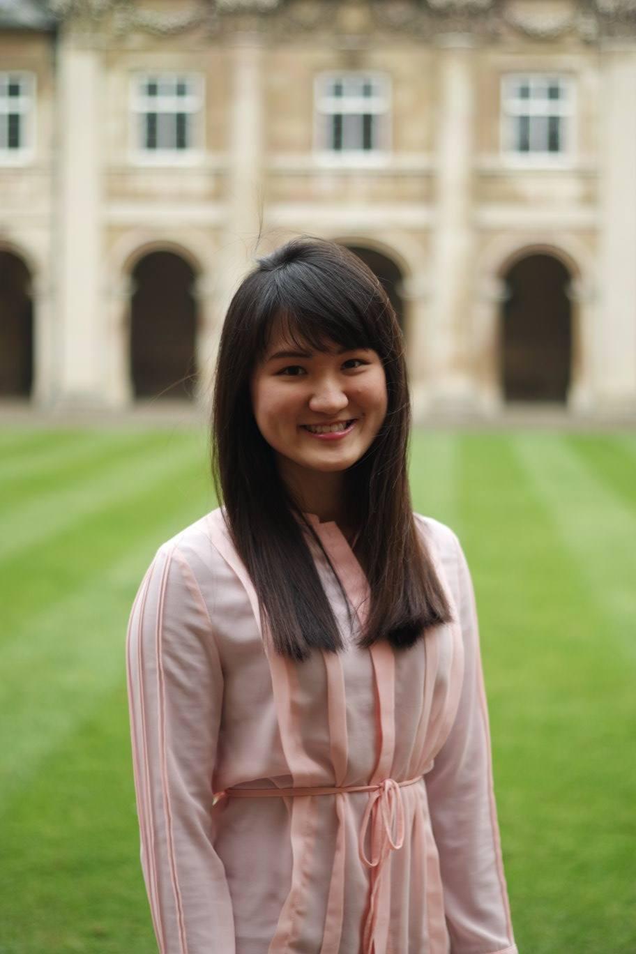 Socials Officer - NG YAN CHUAN