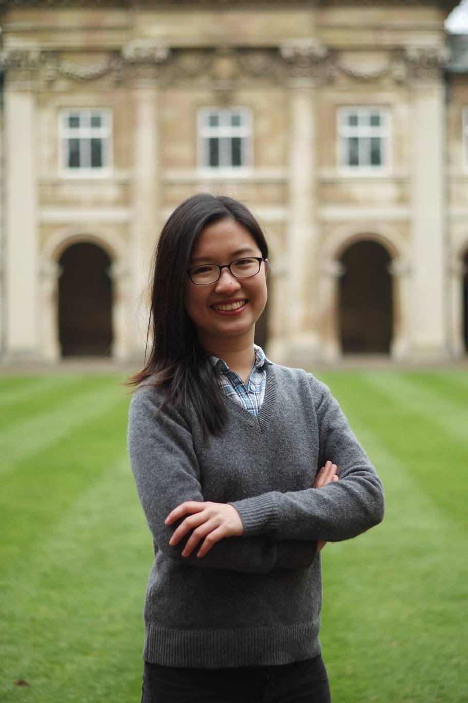 Welfare Officer - CLAIRE TAN