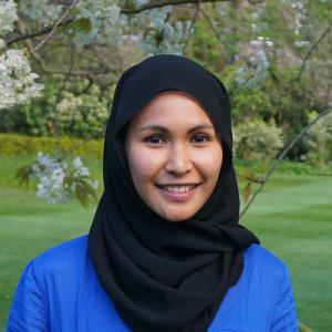 Graduate Representative - Ainul N Hanafiah